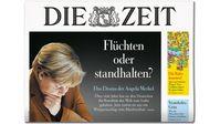 """DIE ZEIT 27/18. Bild: """"obs/DIE ZEIT"""""""
