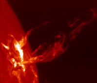 Sonneneruption: Koronaler Masseauswurf