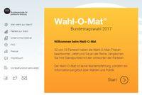 Wahl-O-Mat (2017)