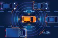 Selbstfahrendes Auto: Spurwechsel wird dynamischer.
