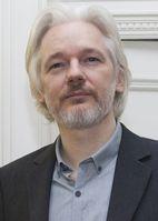 Julian Assange, 2014