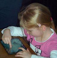 Tablet: soll bald berührungslos funktionieren. Bild: pixelio.de, Lupo