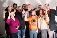Listenkandidaten Piraten Brandenburg Bundestagswahl 2017