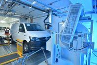 """Bild: """"obs/VW Volkswagen Nutzfahrzeuge AG/HENNING SCHEFFEN PHOTOGRAPHY"""""""