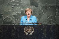 Angela Merkel Bild:United Nations Photo, on Flickr CC BY-SA 2.0