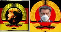 Die Führer der Corona-Krise (Symbolbild)