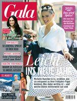 """GALA Cover 2/2021 (EVT: 7. Januar 2021) /  Bild: """"obs/Gruner+Jahr, Gala"""""""