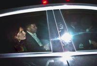 Amanda Knox beim verlassen des Gefängnises in Perugia. Bild: Scott335 / en.wikipedia.org