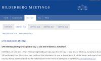 "Bild: Screenshot Internetseite: ""https://www.bilderbergmeetings.org/"" / Eigenes Werk"