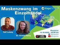 Ralf Ludwig und Dr. Kirsten König (2020)