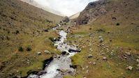 In Peru wird das Wasser-Wissen der Vor-Inkakulturen erforscht. Bild: ZDF Fotograf: ZDF/Aquafondo