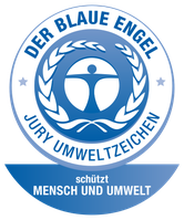 Logo Blauer Engel (Symbolbild)
