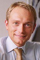 Christian Lindner Bild: bundestag.de