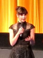 Felicity Jones auf dem London Film Festival 2011