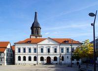 Das Rathaus von Haldensleben