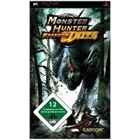 Monster Hunter Freedom Unite von Capcom