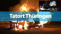 Mit dem Brandanschlag auf einen AfD-Lkw nahe eines Wohnhauses haben die gewaltbereiten Täter die Linie zum Terrorismus überschritten.
