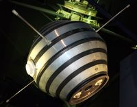Satellit Astérix (Symbolbild)