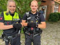 Entenküken Bild: Polizei