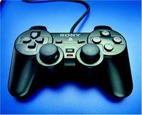 Playstation 2 - Controller Bild: Sony Computer Entertainment