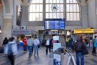 Halle eines Bahnhofs der Deutschen Bahn. Bild: Deutsche Bahn / Christian Bedeschinski, über dts Nachrichtenagentur