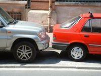 Parken: mit autonomen Autos kein Problem mehr. Bild: pixelio.de, O. Sander