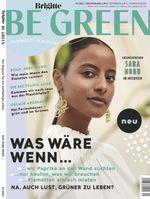 Cover_BRIGITTE Be Green_EVT: 21.4.2021 /Bild: Gruner+Jahr, BRIGITTE BE GREEN Fotograf: Gruner+Jahr, BRIGITTE BE GREEN