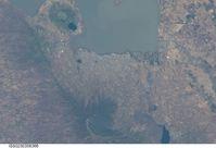 Astronaut View of Managua