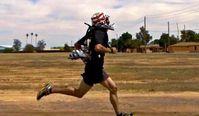 Hightech-Jetpack: soll Vier-Minuten-Meile ermöglichen. Bild: asu.edu