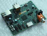 Mini-Revolution: Der Raspberry Pi kommt im Taschenformat. Bild: cl.cam.ac.uk