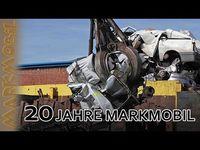 """Bild: Screenshot Video: """"Zwanzig Jahre MARKmobil"""" (https://youtu.be/3B3k-0evBn0) / Eigenes Werk"""