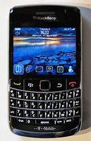 BlackBerry 9700 Bold Bild: wikipedia.org