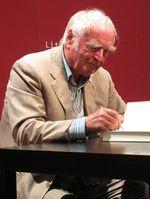 Walser 2011 im Literaturhaus München