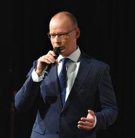 Matthias Höhn (2017), Archivbild