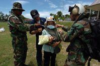 Indonesisches Militär (Symbolbild)