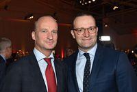 ABDA-Präsident Friedemann Schmidt, Bundesgesundheitsminister Jens Spahn