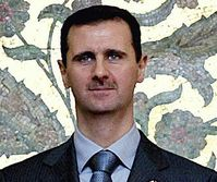 Baschar al-Assad Bild: Ricardo Stuckert / de.wikipedia.org