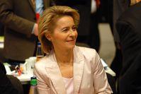 Ursula von der Leyen auf dem CDU-Parteitag 2012