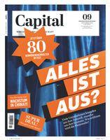 "Cover Capital 9/2020.  Bild: ""obs/Capital, G+J Wirtschaftsmedien"""