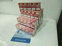 """3.200 beschlagnahmte Zigaretten Bild: """"obs/Generalzolldirektion/Zoll"""""""
