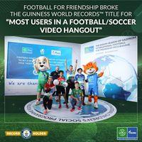 "Bild: ""obs/FOOTBALL FOR FRIENDSHIP/Football for Friendship"""