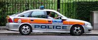 Streifenwagen der Metropolitan Police London (Symbolbild)
