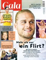 Cover GALA Heft 25/2021 Bild: Gruner+Jahr, Gala Fotograf: Gruner+Jahr, Gala