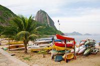 """Rio de Janeiro Sugar Loaf and Red Beach. Bild: """"obs/Embratur/Catarina Belova / Shutterstock"""""""