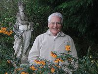 James Lovelock, Wissenschaftler und am besten durch seine Gaia-Hypothese bekannt. Bild: Wikipedia