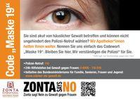 """Bild: """"obs/Union deutscher ZONTA-Clubs/Silke Wolter"""""""