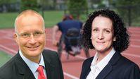 Jörn König und Nicole Höchst (2018)