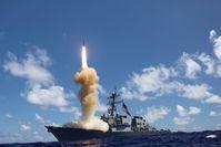 USS Fitzgerald: Kann schießen aber ist anscheinend unfähig zum schadfreien Navigieren? (Symbolbild)