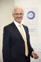 Reiner Block, CEO der Division Industry Service von TÜV SÜD Bild: TÜV SÜD AG Fotograf: Conny Kurz