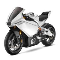 """""""Segway Apex"""": Super Scooter hart am E-Motorrad."""
